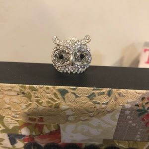 Jewelry - 💗💗Woman's Owl ring